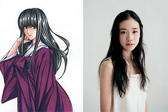 Megumi Takani - Yu Aoi