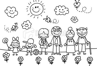 Love Family The Borderless World