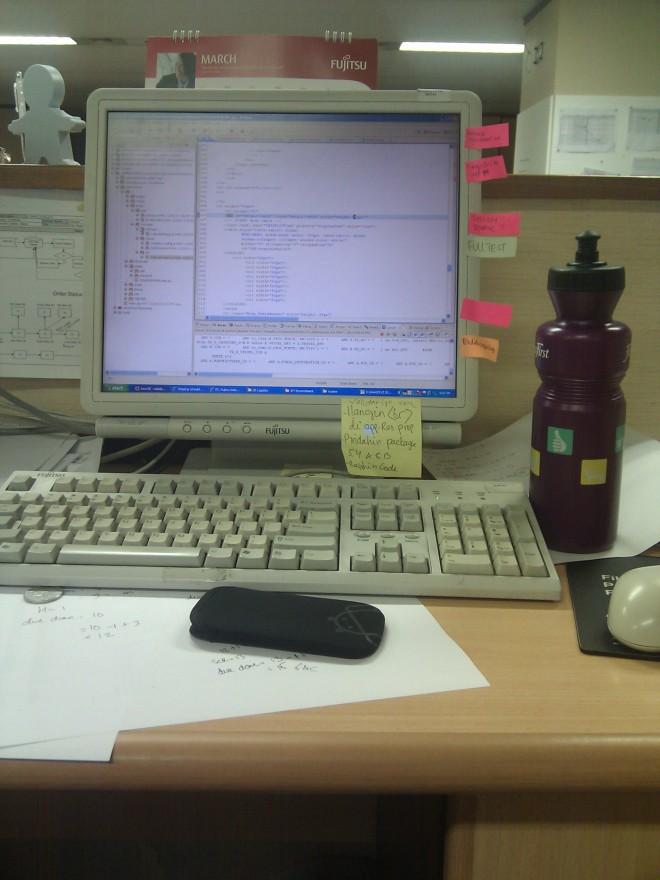 Programmer's Desk