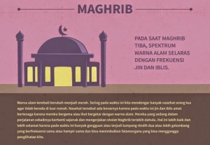 Rahasia shalat di awal waktu - 4. Maghrib